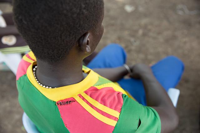 Paul Tok, 19, Ongogi Kebele, Jor woreda, Gambella region.