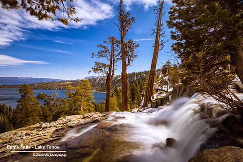 Eagle Falls - Lake Tahoe | by davidyuweb