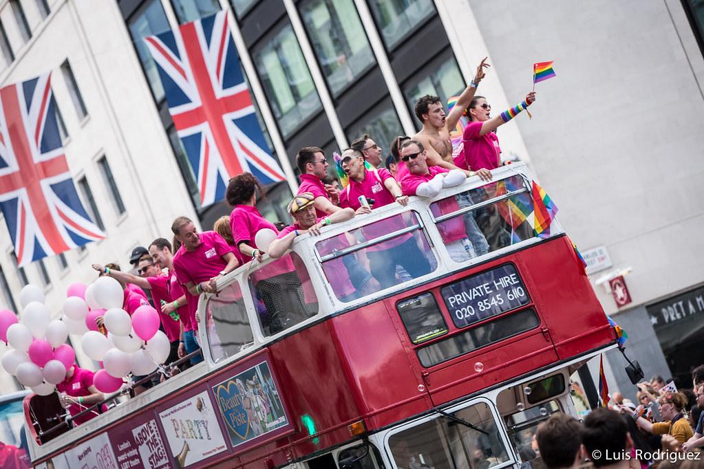 Pride 2016 in London-26