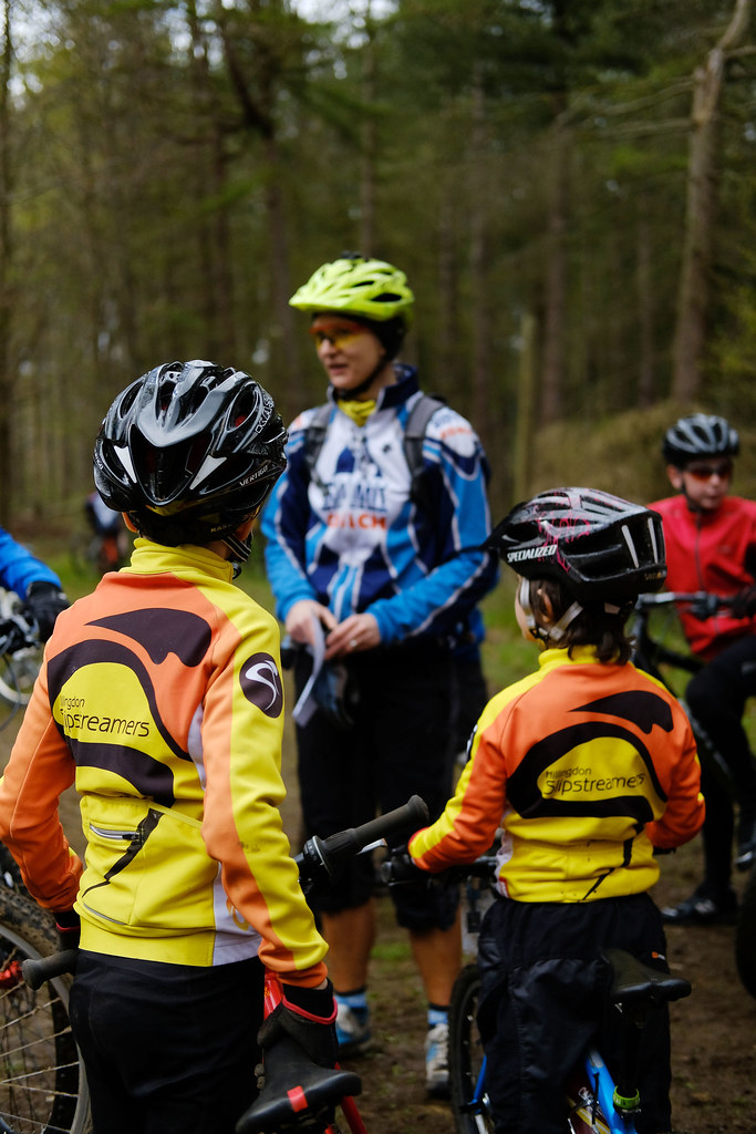 Lotts Wood MTB Session: 2016.04.23