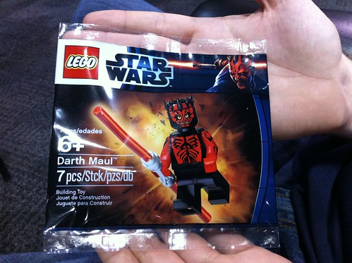 Darth Maul Promo | by fbtb
