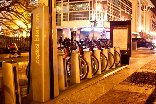 Capital Bikeshare | by Far Out City