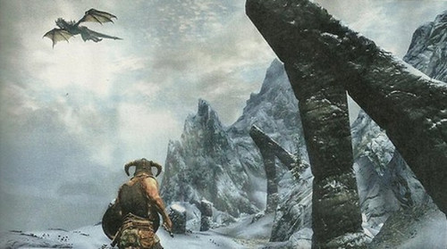 skyrim-screenshot-gameplay | by SegmentNext
