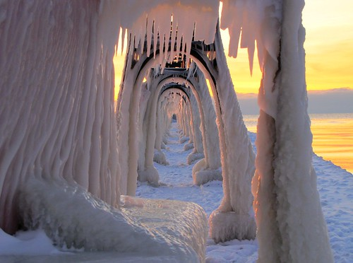 Ice Tunnel | by Eridony