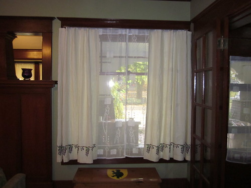 Living Room Curtains | by Craftsman Junky