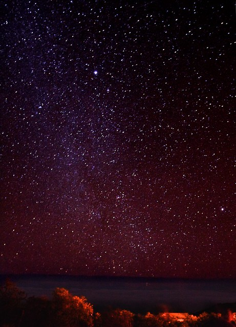 Mauna Kea Nachthimmel