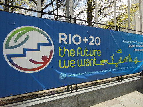 Nations call for focus on disaster risk reduction at Rio+20 | by UNISDR Photo Gallery