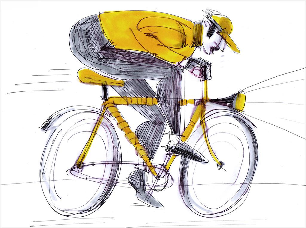 Велосипедист2