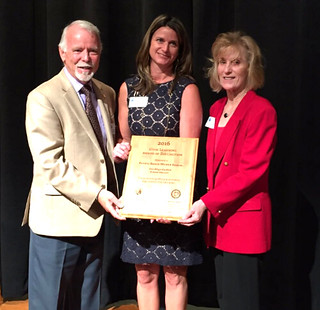 Civic Learning Award of Distinction- Pacific Beach Middle School