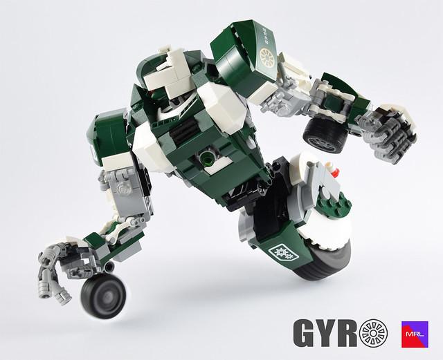 Gyro MRL