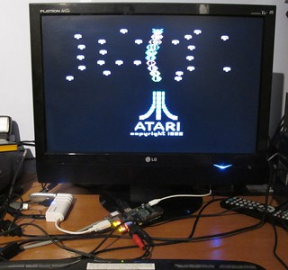 Raspberry Pi - Atari 2600 emulator | by Andys Retro Computers