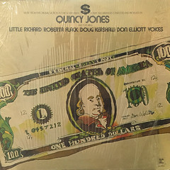 QUINCY JONES(O.S.T.):$(JACKET A)