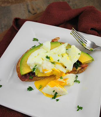 Poached Egg w Chipotle Mayonnaise Bacon n Avocado | www ...