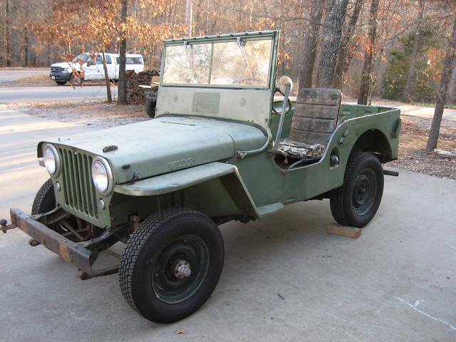 1946 jeep