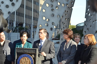 Rep. Becerra speaks at Immigration Press Conference | by Rep. Xavier Becerra