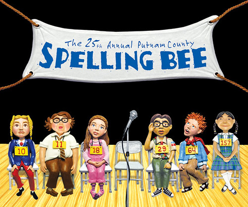 Spelling Bee logo | by The College of Idaho
