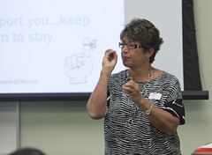 College of DuPage Hosts Age Well DuPage 2014 27