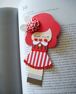 Bookmarks dolls | by *elenatillas*