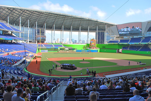 Marlins Park | by Infinity & Beyond Photography