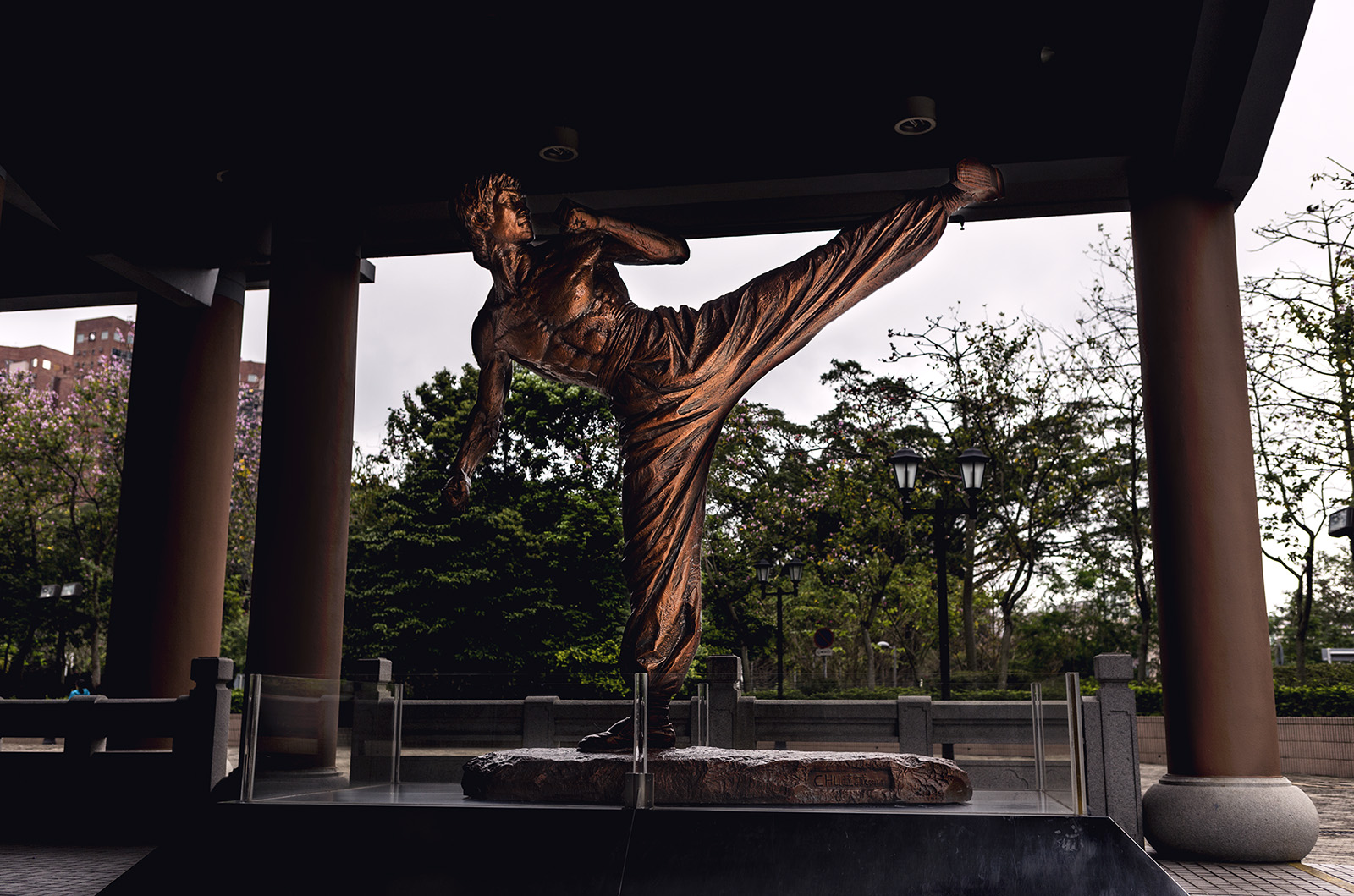 Bruce Lee Exhibition