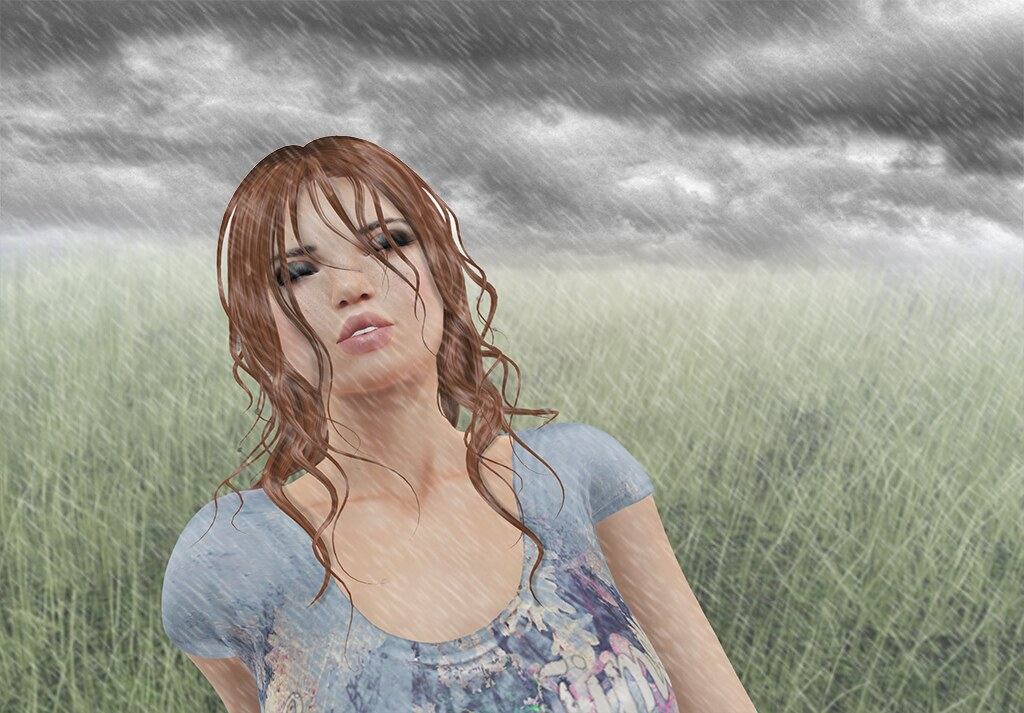 Summer Rain - Whatever the Weather contest entry