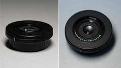 Is this the most 'pancakish' pancake lens ever?..