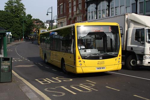 Yellow Buses 804 YN08NKH
