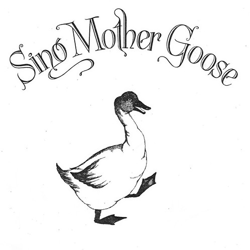 Sing Mother Goose frontiespiece | by katinthecupboard