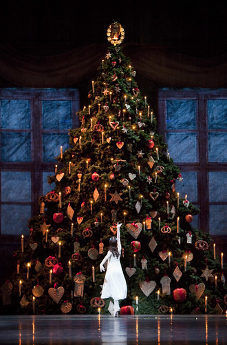 Elizabeth Harrod as Clara in The Nutcracker © Johan Persson/ROH 2009 | by Royal Opera House Covent Garden