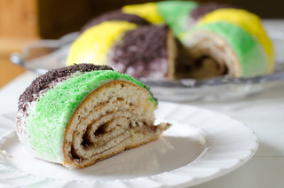 Mardi Gras King Cake 6 | by Seeded at the Table