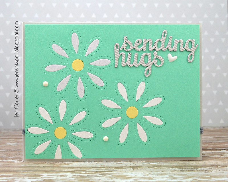 Jen Carter Daisy Hugs 2