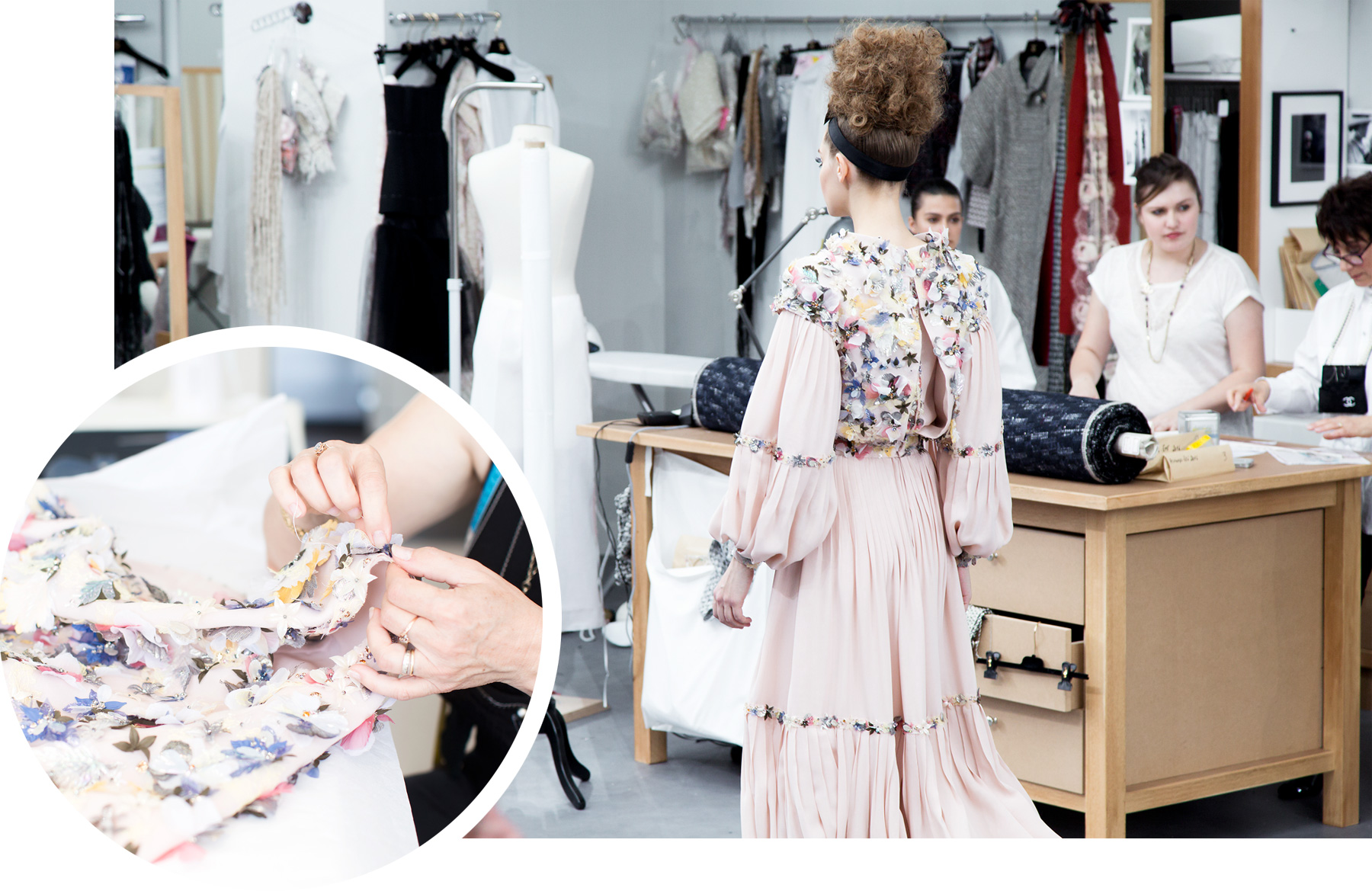 Chanel Haute Couture Show