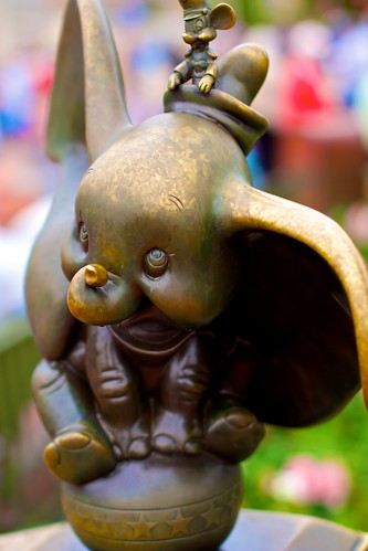 Magic Kingdom: Dumbo | by Hamilton!