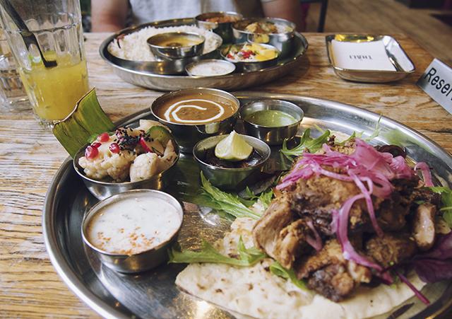 Thali Cafe Bristol