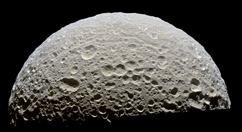 Mimas: North Pole Mosaic (June 2012) | by ianr81