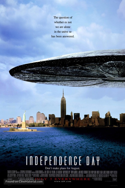 Independence Day - Poster 12
