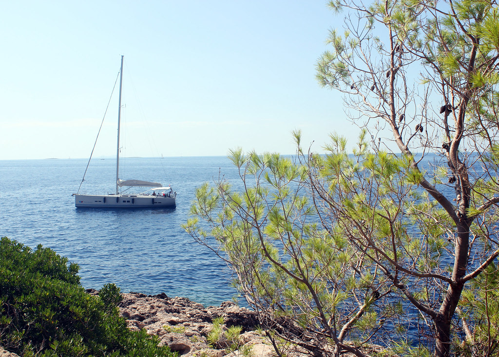 Hvar Croatia sailing trip
