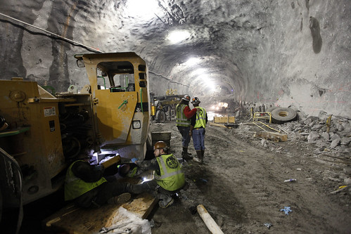 Second Ave. Subway Construction | by amNewYork2012