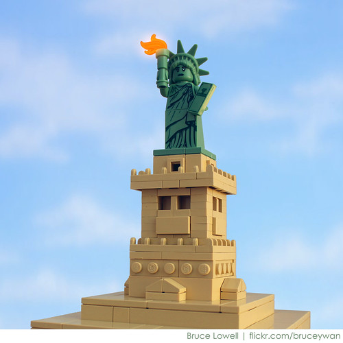 Lady Liberty | by bruceywan