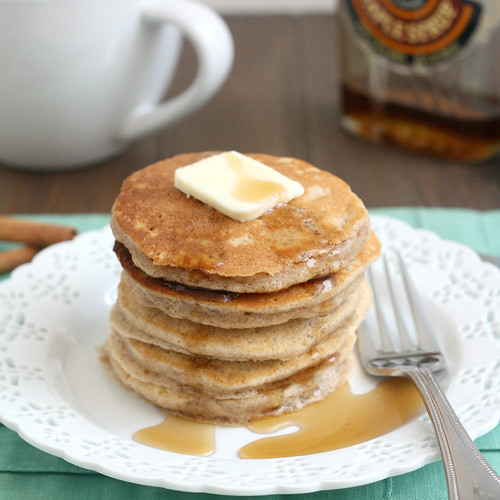 Cinnamon Toast Cloudcakes | by Tracey's Culinary Adventures