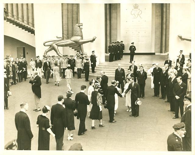 1939 British Royal Visit - DC and NYC