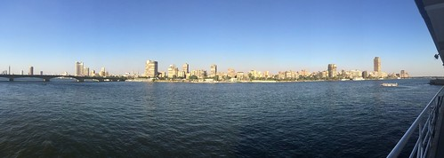A Nile view panorama