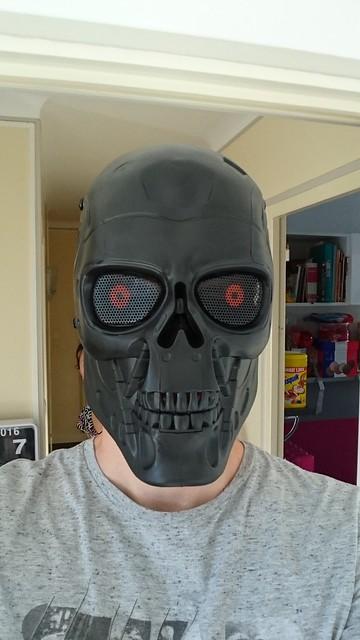 Terminator - masked