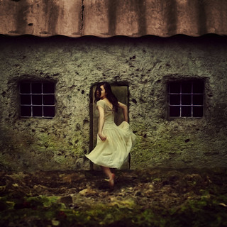 the house in the middle of nowhere | by brookeshaden