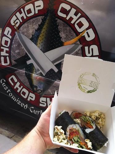 Chop Shop Stl Food Truck
