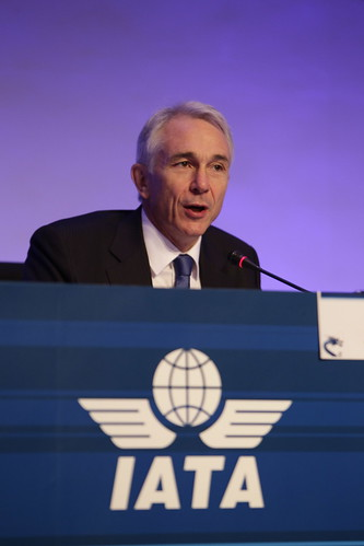 Tony Tyler | by IATA - International Air Transport Association