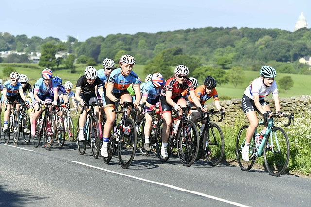 British Cycling Youth Circuit Series round four, North West Youth Tour, 29 May 2016