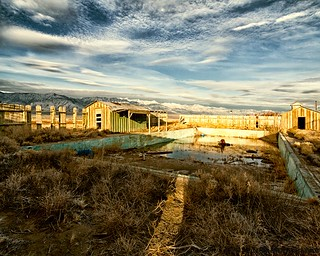Abandoned Swimming Pool, Keeler, CA | by 4 Corners Photo