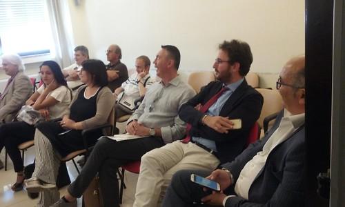 consgilio comunale giugno 2016 - opposizione tra il pubblico