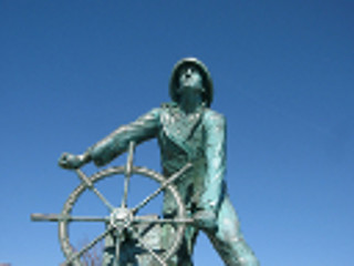 Fisherman's Statue again, Gloucester | by Massachusetts Office of Travel & Tourism